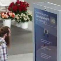 Gagner un Samsung Galaxy S4 en le fixant pendant 1 heure