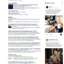 Google+ : les hashtags sont introduits sur Google Search