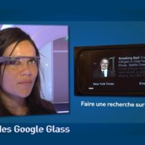 «Google Glass», comment ça marche?