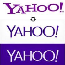 Changement de logo pour Yahoo!