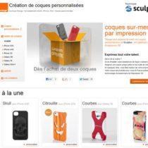 Orange imprime vos coques de smartphones en 3D