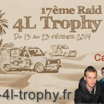 Kreatic sponsorise l'association Cartable Mobile au 4L Trophy