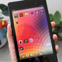 Google donne un crédit de 25$ dans le Play Store pour l'achat de la Nexus 7 2