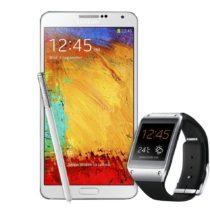 Cadeau de Noël, l'idée du jour : la montre connectée Samsung Galaxy Gear
