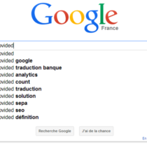 La fin du Not Provided grâce à Google Webmaster Tools