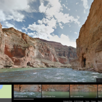Google Maps : descendez le Colorado grâce à Street View