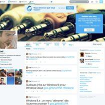 Activer et configurer le nouveau profil Twitter