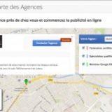Kreatic est présent sur la Carte des Agences de Google