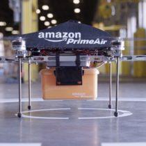 Amazon : Les drones toujours d'actualité