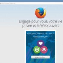 Firefox s'offre une cure de jouvence