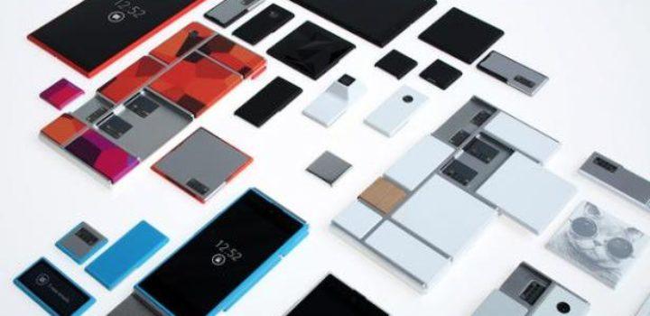 Google sortira son téléphone en kit Ara en janvier 2015
