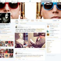 Un nouveau design pour les profils Twitter