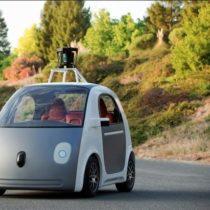 Google : une voiture autonome sans volant ni pédales !
