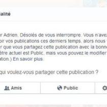 Facebook : vers une meilleure protection de la vie privée