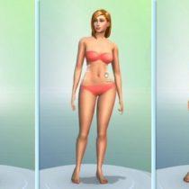 Sims 4 : Les développeurs ont l'air de s'éclater avec l'outil de création de personnages