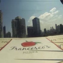 Bombay : livraison d'une pizza en temps record grâce à un drone