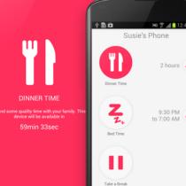 DinnerTime : l'application pour bloquer un smartphone à distance