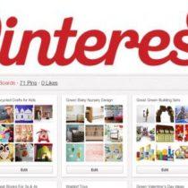 La publicité arrive sur le réseau social Pinterest