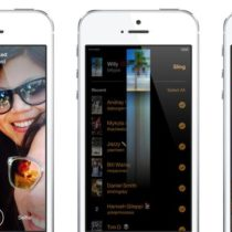 Slingshot : l'application Facebook concurrente de snapchat !