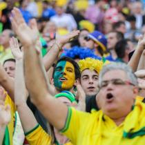 Mondial 2014 : la curieuse façon de Facebook pour mesurer l'émotion des supporters