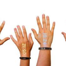 Bientôt une montre qui affiche les messages sur votre main