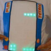 Jouer à Tetris sur son T-shirt, c'est désormais possible