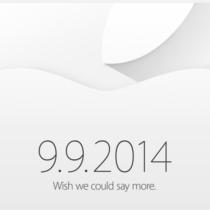 iPhone 6, l'évènement d'Apple est confirmé pour le 9 Septembre