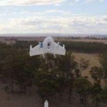 Google s'intéresse aux drones de livraison