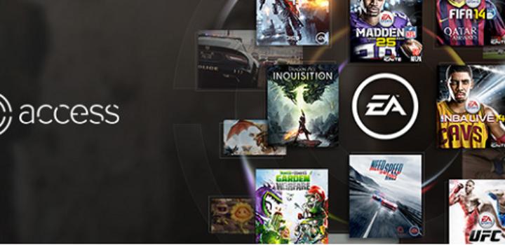 Electronic Arts annonce les nouveautés pour son bouquet EA Access