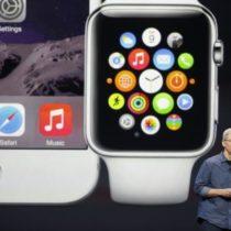 Apple lance sa montre connectée et les iPhone 6 avec NFC