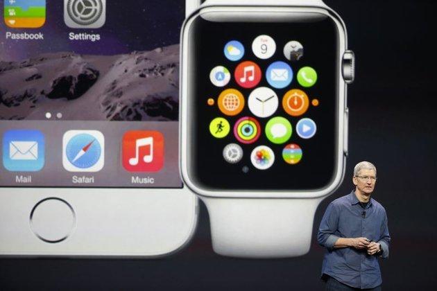 apple iphon6 et watch