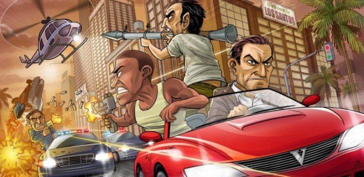 GTA 5 : les nouveautés des versions PS4 et Xbox One