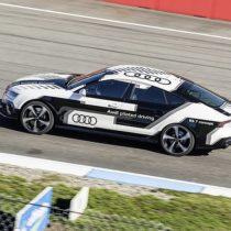 Voiture autonome : Audi fait péter un chrono sur circuit… sans pilote !