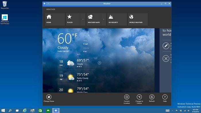 presentation-applications-nouveau-windows