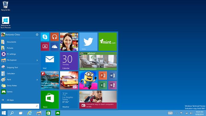 presentation-menu-windows10