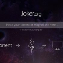 Le site Joker.org propose n'importe quel torrent en streaming