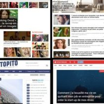 Ces sites d' «infotainment» ont réussi à tisser leur toile