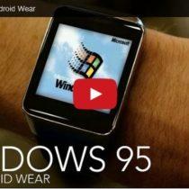 Après Windows 95, ce sont les jeux Game Boy Color qui s'invitent sur Android Wear