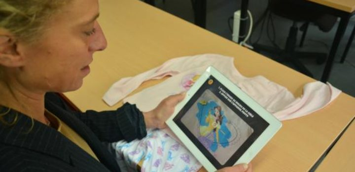 Hem : Kiabi invente le pyjama qui raconte des histoires aux enfants