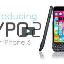 Utiliser un iPhone 6 tout en gardant ce que l'on aimait le plus (ou pas) sur les vieux BlackBerry