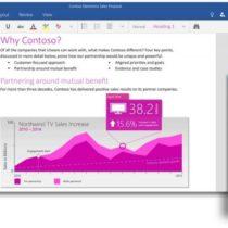 Surprise : cette année, Microsoft sortira deux suites Office 2016