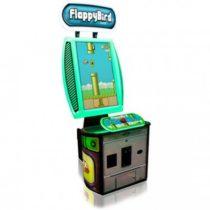 Une borne d'arcade Flappy Bird