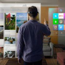 Microsoft dévoile HoloLens, un casque et ordinateur « holographique »