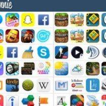 Le Top 10 des applications les plus téléchargées en France en 2014