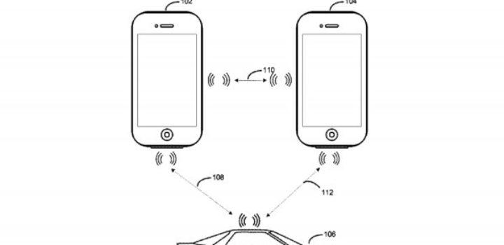 Apple: un brevet pour déverrouiller votre voiture depuis votre iPhone ou votre Watch