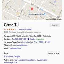 Chatter avec un commerçant depuis une recherche Google, c'est pour bientôt