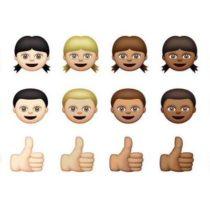 Les emoji de la diversité