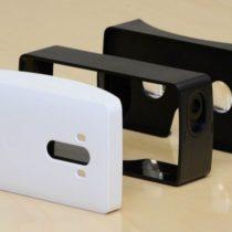 LG dévoile un casque de réalité virtuelle pour le LG G3