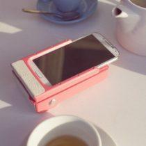 Prynt: une coque pour smartphone qui imprimera des photos comme le faisait le Polaroid.