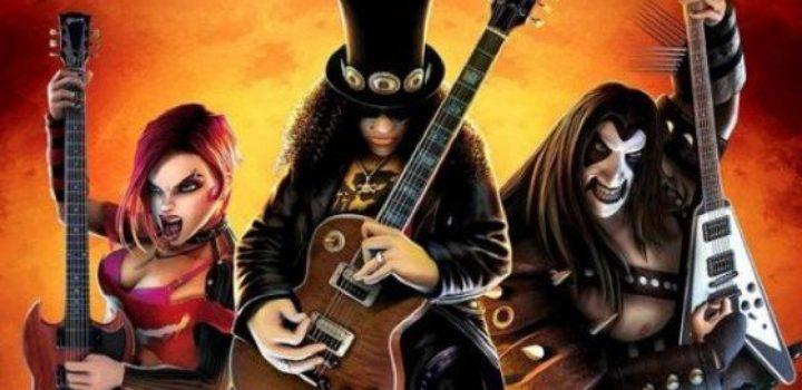 Guitar Hero – Rock Band – PS4 – Xbox One